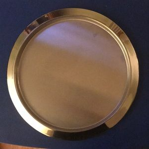 Other - IKEA Silver Serving Tray